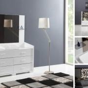 Flower Beyaz Yatak Odası (2)