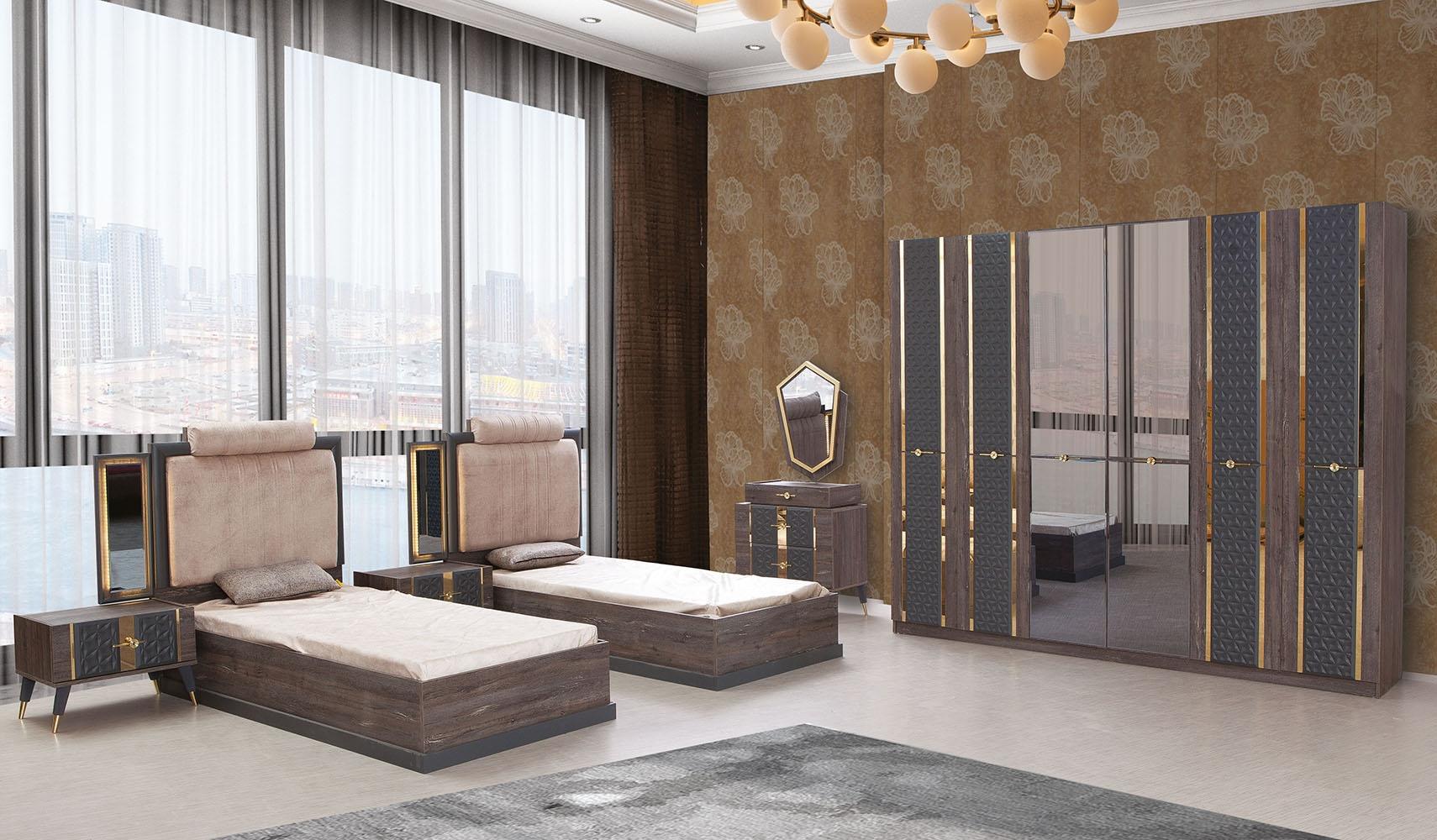 Merkür Yatak Odası