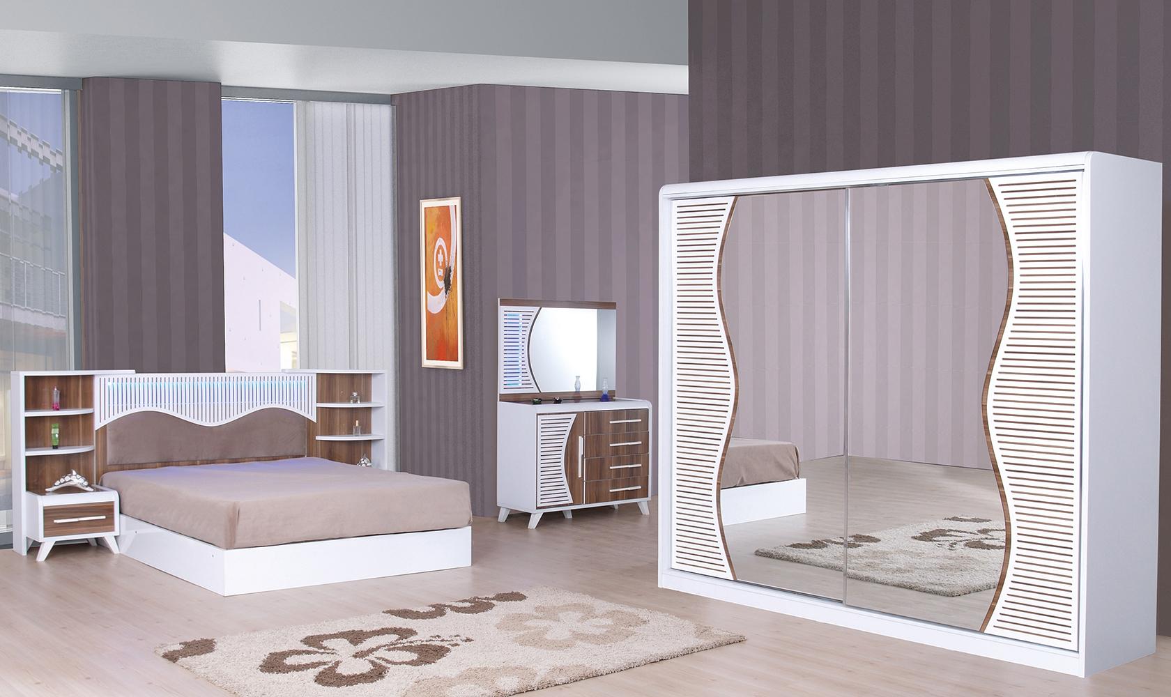 New York Yatak Odası