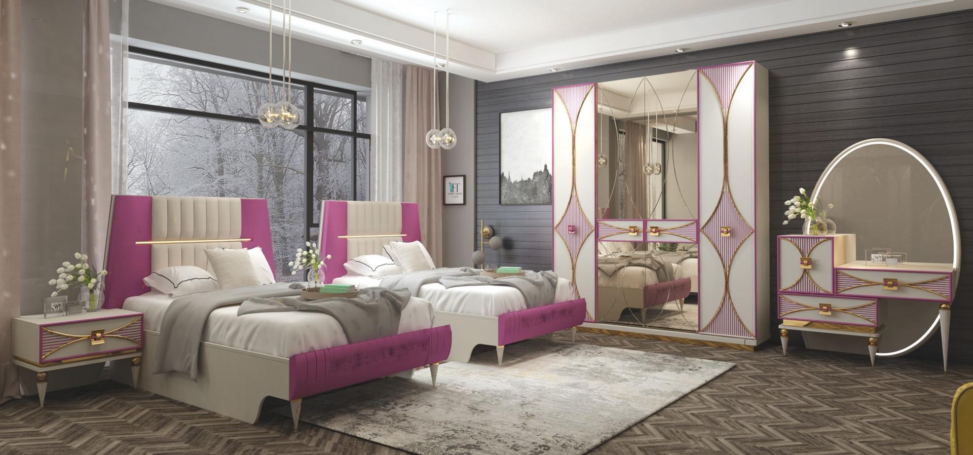 Best Pink Genç Odası
